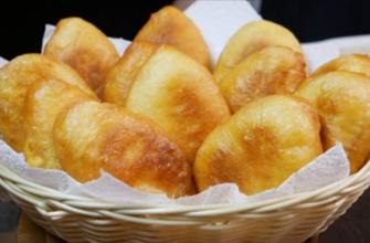 Пирожки старым способом от доброй цыганки