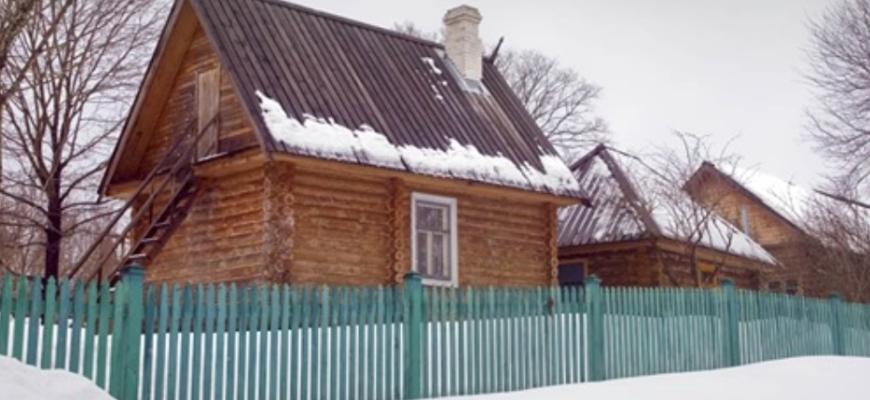 Крестьянское утепление дома, что железно срабатывает каждую зиму