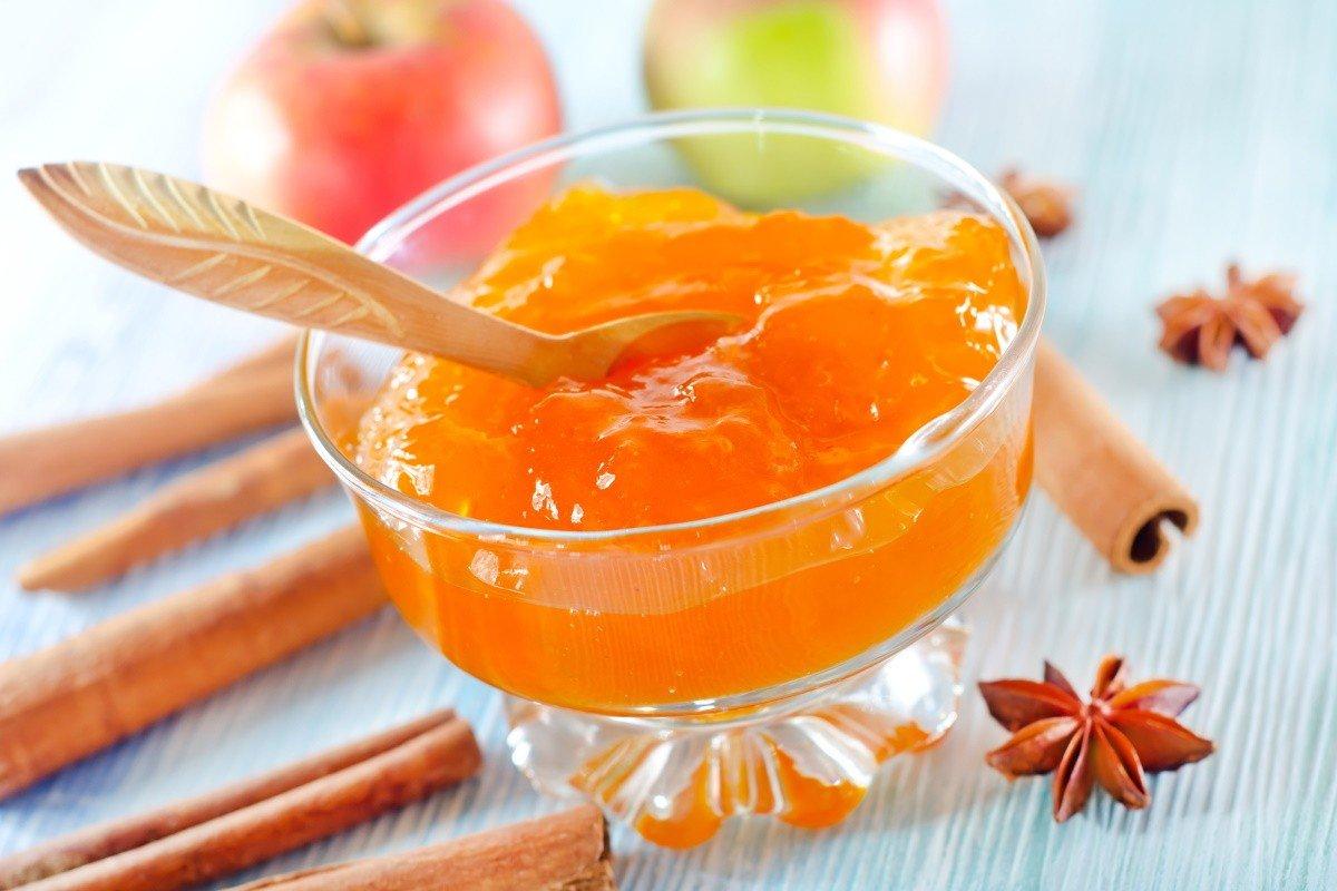 Яблочное варенье «Зимой не нарадуемся» по рецепту бабушки