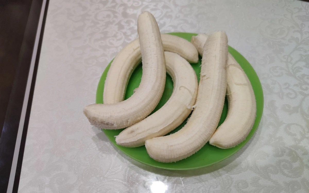 Зачем хранить бананы в морозильной камере