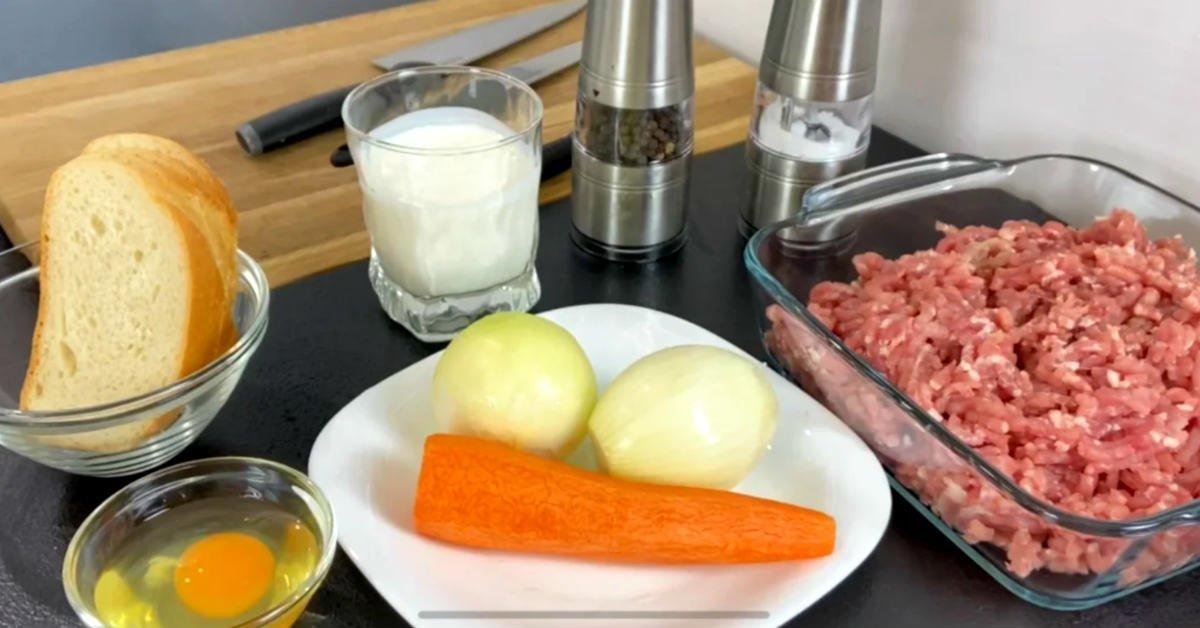 Как приготовить сочные и нежные котлеты в духовке. Доставай рукав для запекания!