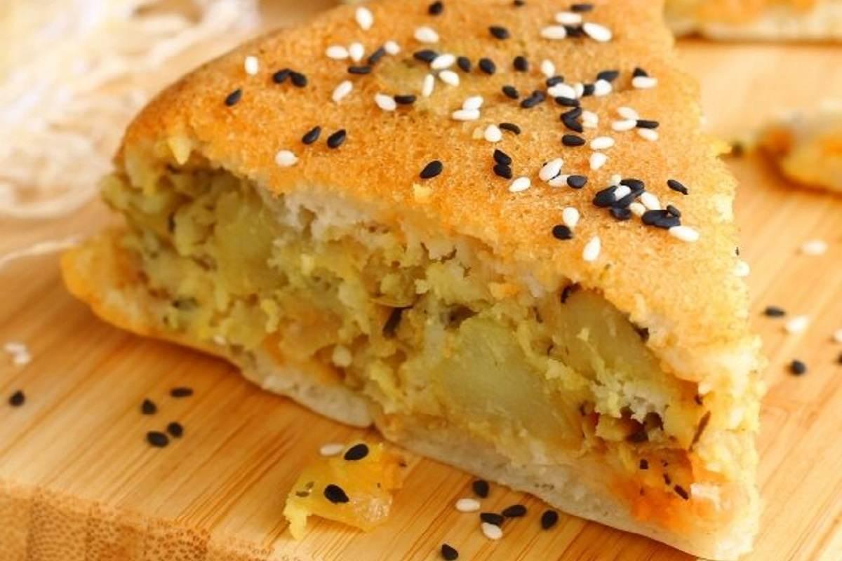 Жидкое тесто + сырая капуста: три шикарных заливных пирога на скорую руку