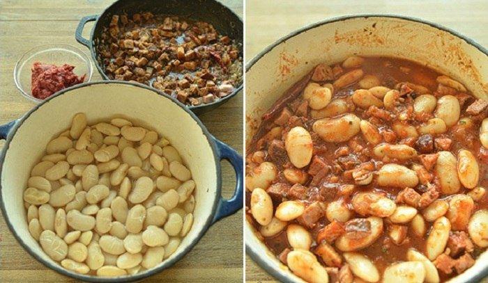 Соседка привезла из Польши удивительный рецепт. Теперь весь наш дом готовит фасоль только так и не иначе.