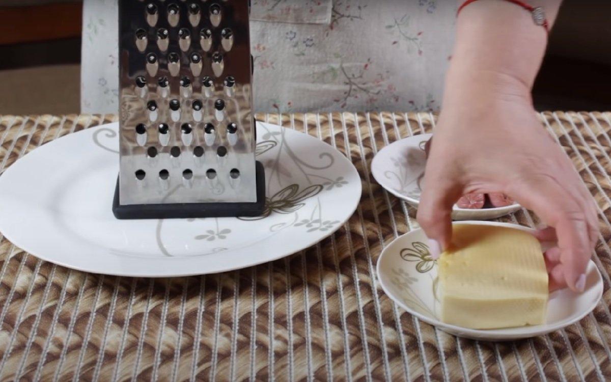 Бутерброды из старой тетрадки маминых рецептов