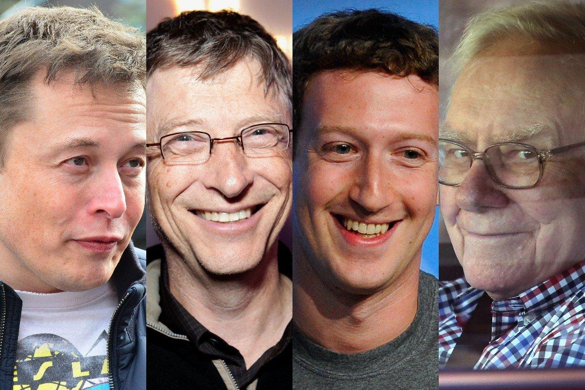 Как влияют миллиарды на поведение человека