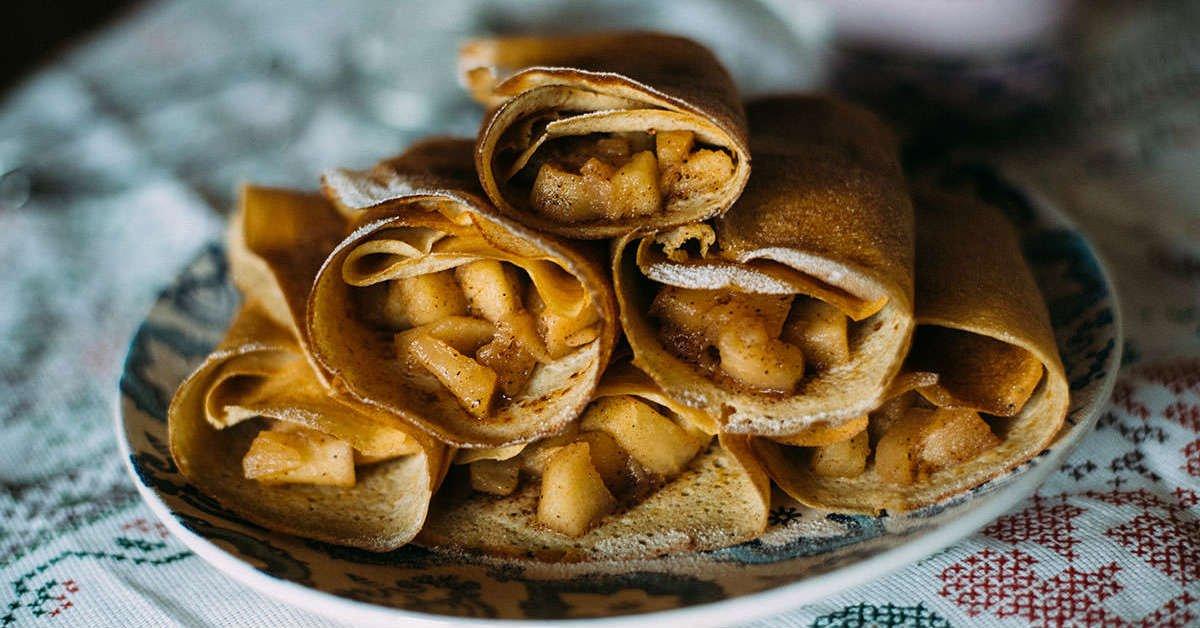 6 сладких начинок, с которыми стоит сделать блины