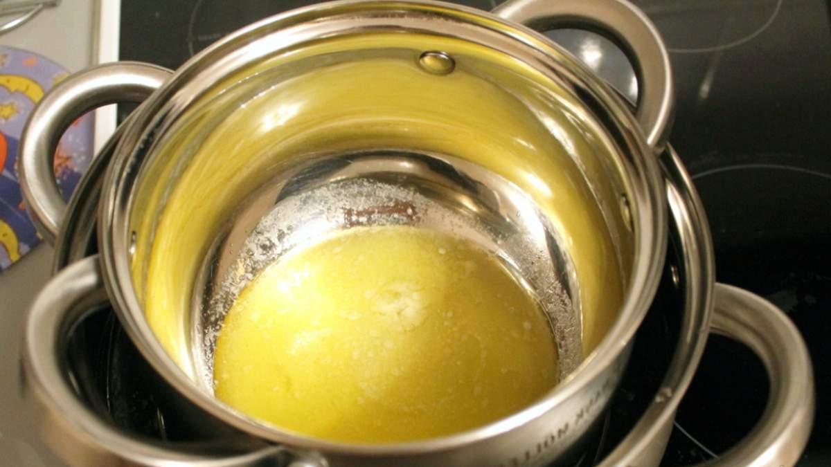 Рецепт хрустящего деруна со сливочной начинкой