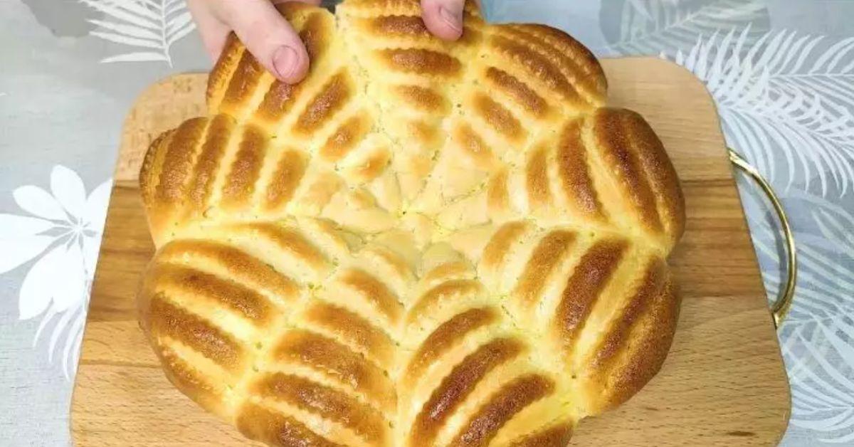 Как приготовить пирог «Разборный» с творогом и изюмом