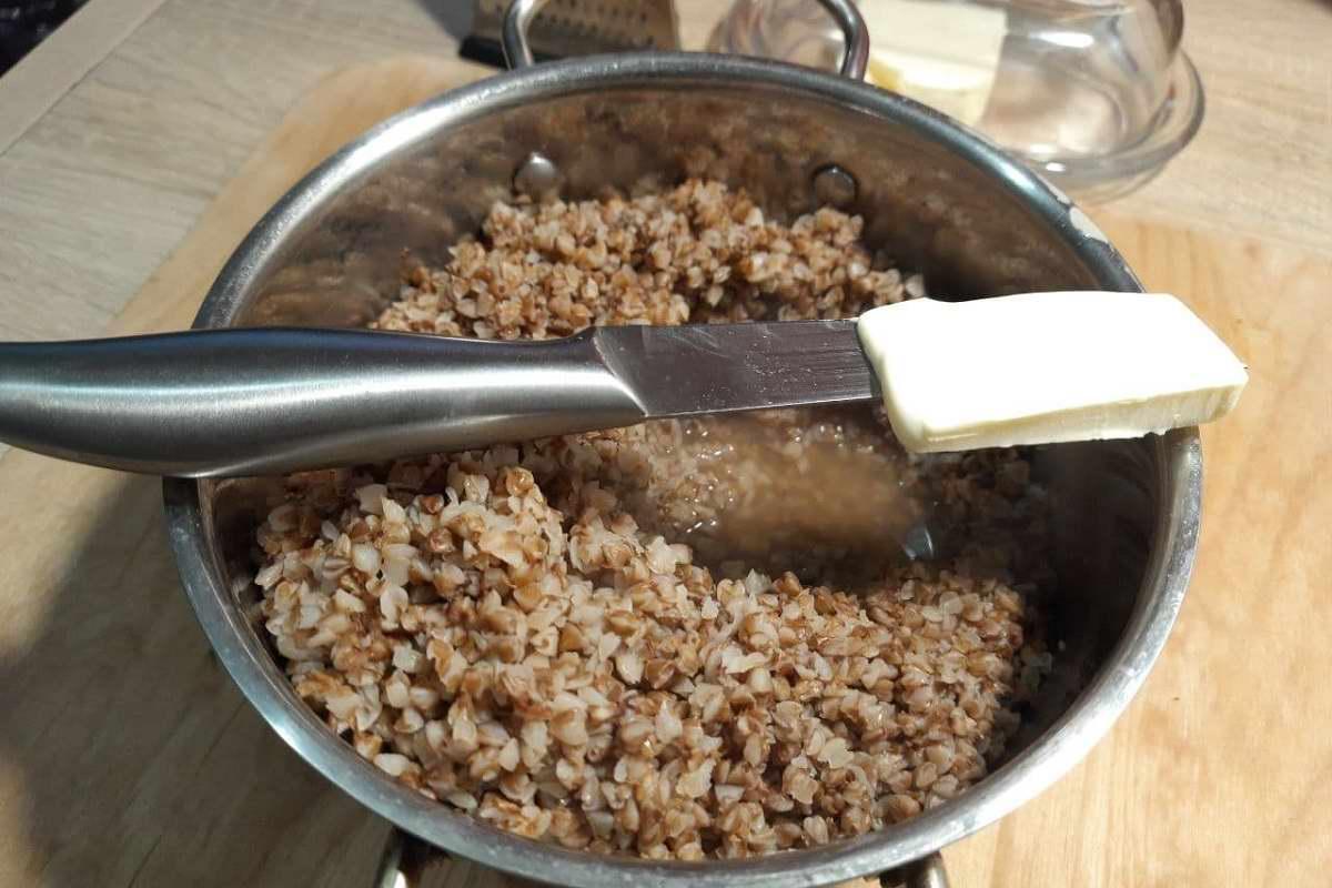 Как готовят гречку нежадные польские хозяйки: гречка по-польски