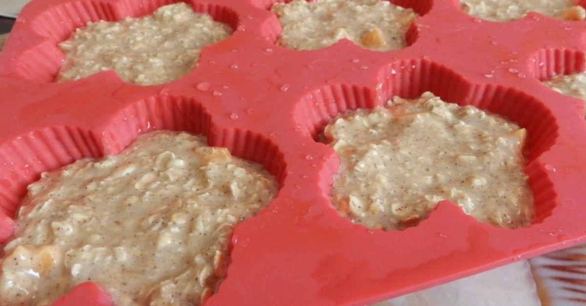 Чем заменить овсянку на завтрак. Рецепт для сладкоежек.
