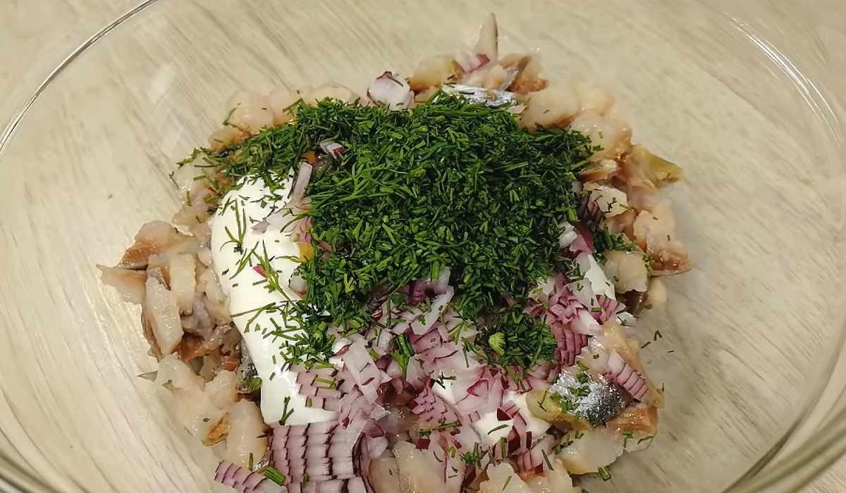 Что добавить в рыбную начинку для потрясающего вкуса