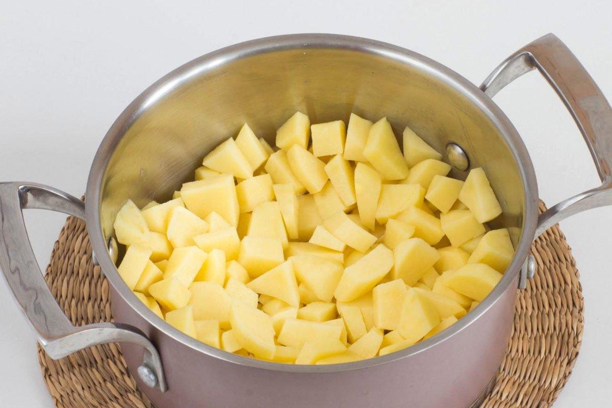 Кто ел, тот вспомнит — сырный суп со времен СССР