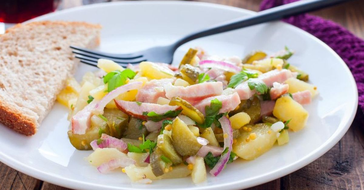 Как есть картофель, чтобы не поправляться: секрет немцев