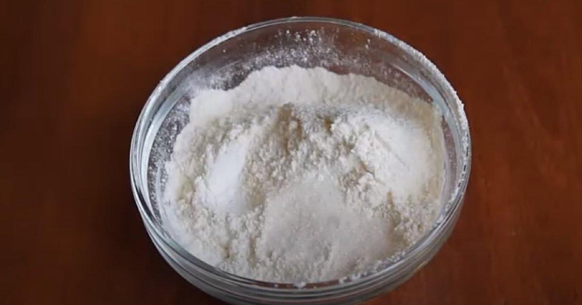 Как превратить семена кунжута в хрустящее печенье
