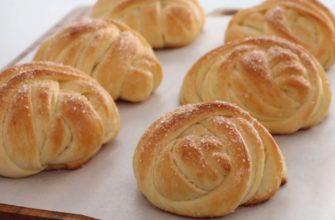 Таинство выпечки сахарного хлеба по маминому рецепту