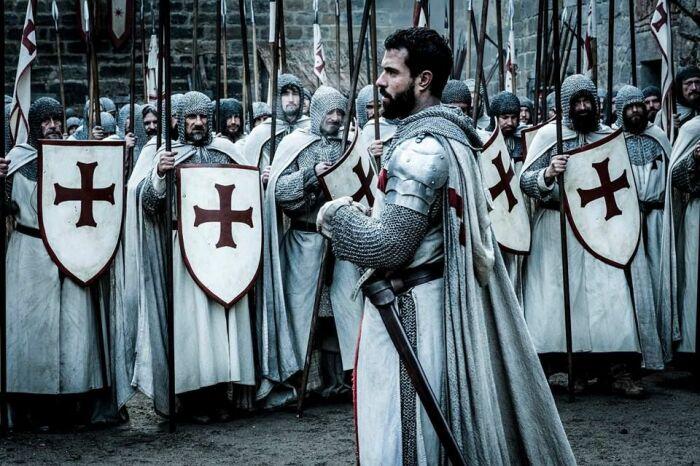 Как питались рыцари-тамплиеры, чтобы иметь силы для боя и доживать до старости