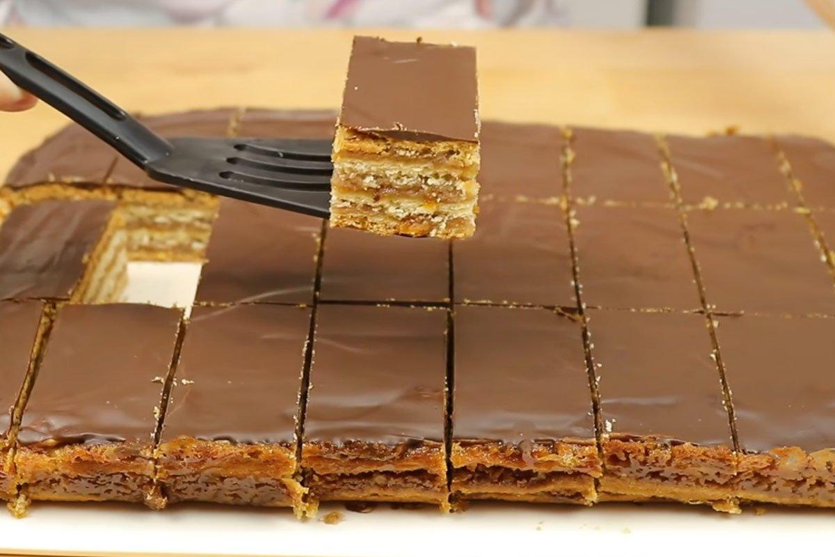 Венгерский пирог «Жербо», чтобы накормить донельзя изнеженного гостя