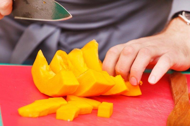 Рецепт заготовки из тыквы на зиму