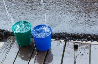 Почему в США и Канаде запрещено собирать дождевую воду