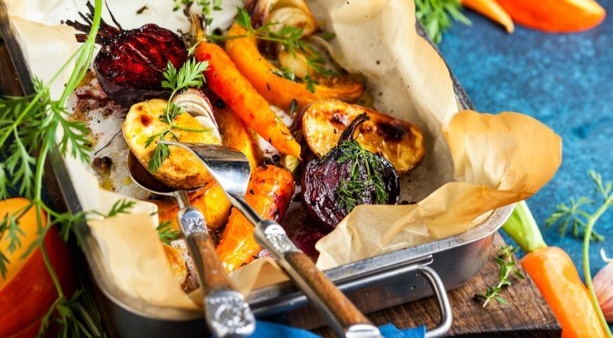 Кулинарный трюк для продуктов, запечённых в духовке. Экономит время и улучшает вкус.