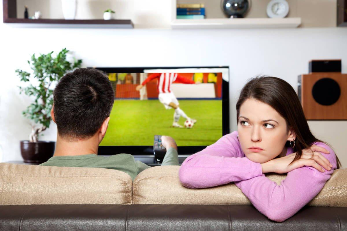 Для мужа жена должна быть всегда на первом месте
