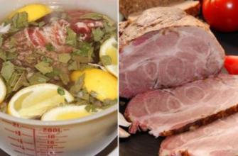 Мясо, маринованное «мокрым» способом по проверенному рецепту