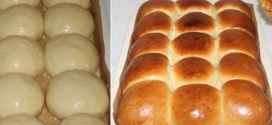 Искусство выпекания ванильных булочек