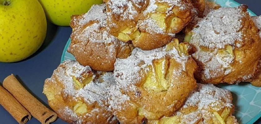 Печенье-шарлотка: простой десерт к чаю и на подарок